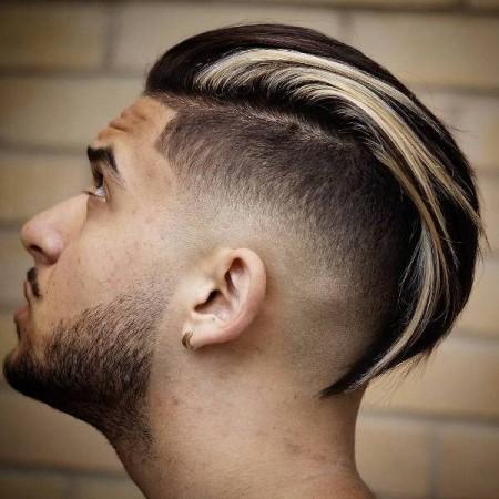 Как покрасить короткие волосы мужчине thumbnail