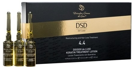 Диксидокс Де Люкс № 4.4 Simone Dixidox de Luxe Keratin Treatment Lotion